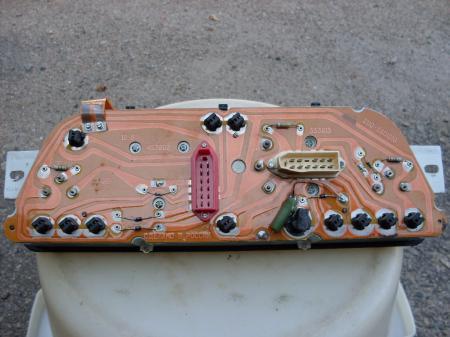 Фото №14 - неисправности панель приборов ВАЗ 2110